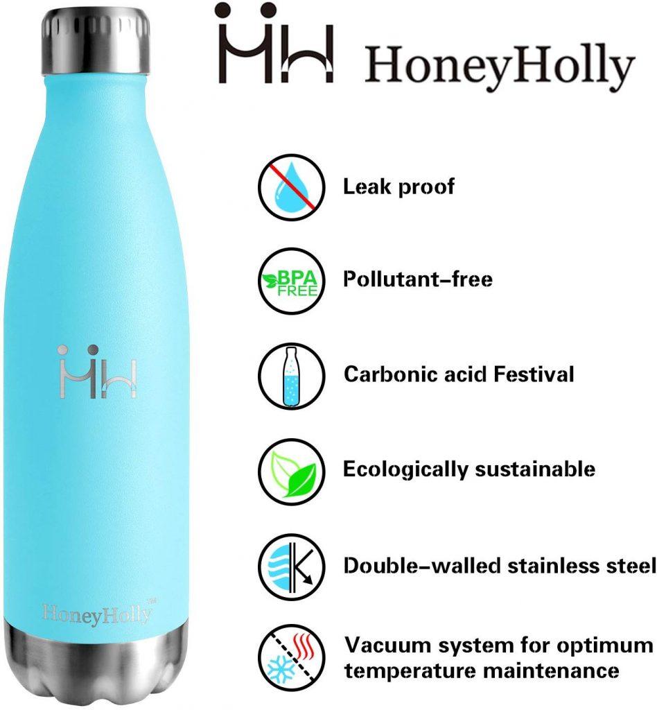 Botellas de agua HoneyHolly