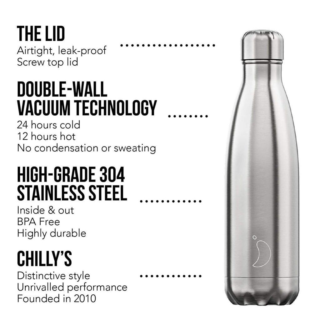 botella chilly