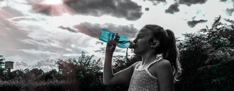 botellas de agua para niños