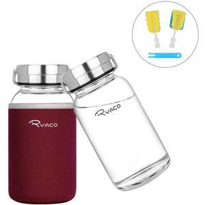 ryaco botella agua cristal 800 ml