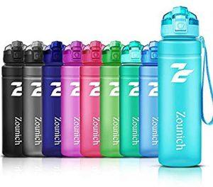 botellas de agua deportiva Zounich