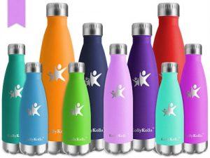 botella de agua para niños KollyKolla