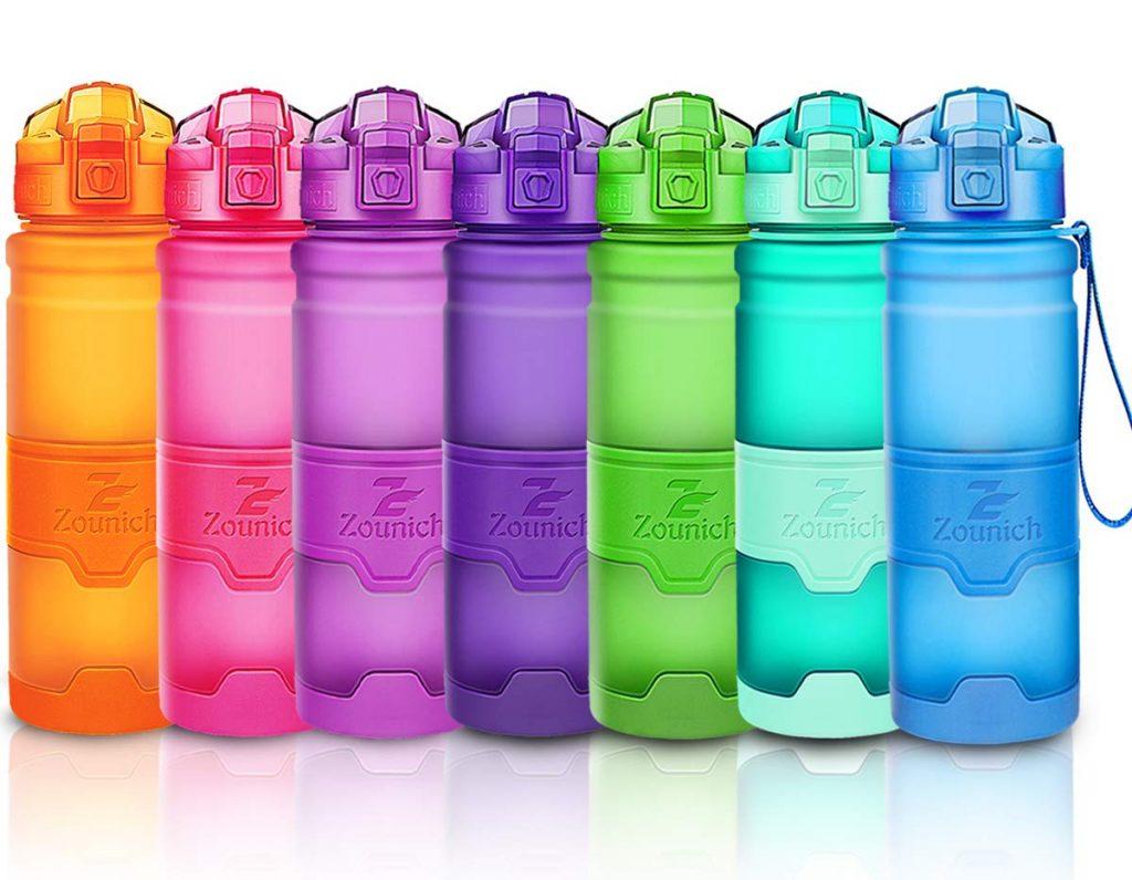 botella de agua ZOUNICH oferta
