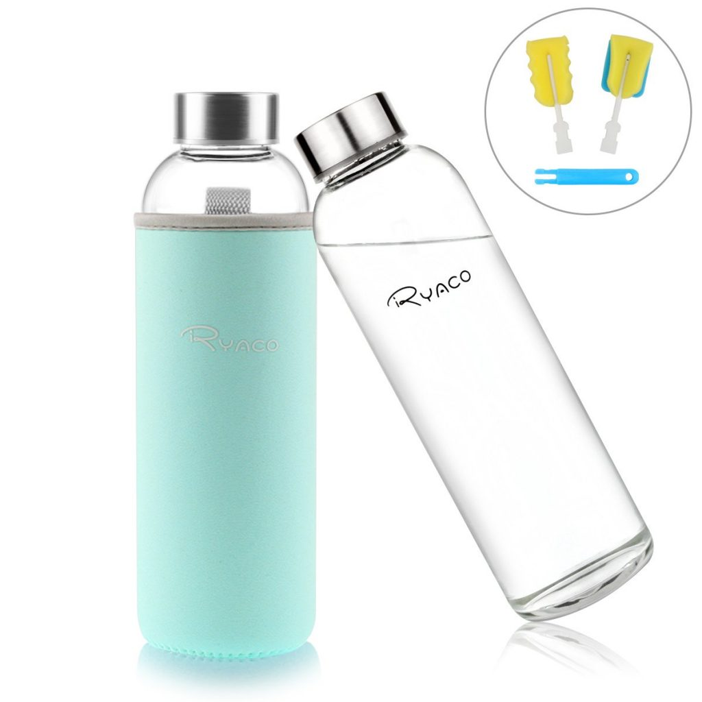 botella de cristal ofertas