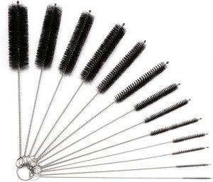 cepillos de limpieza