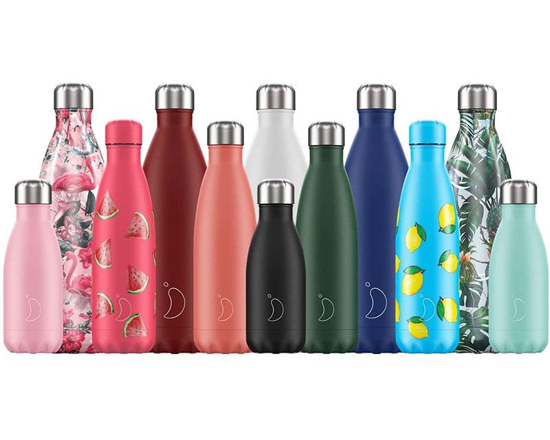 Botella de agua chilly´s