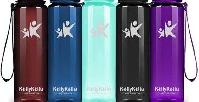 botella de agua KollyKolla
