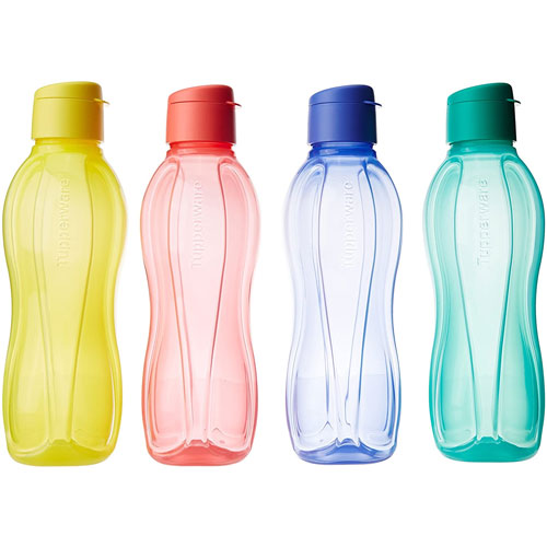botellas-Tupperware